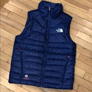 North Face summit series puffer vest jacket top